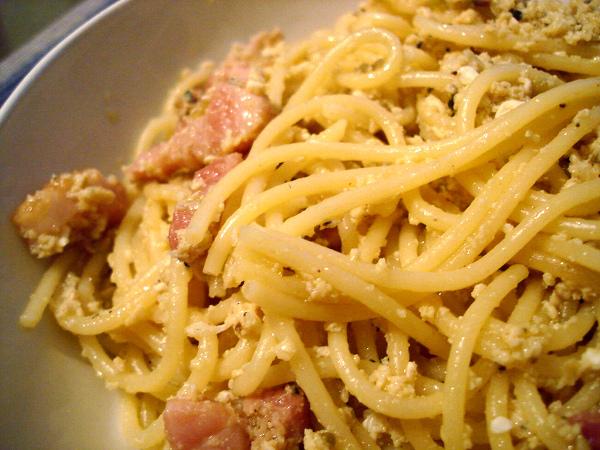 carbonara pasta carbonara with leeks and lemon the silkiest carbonara ...